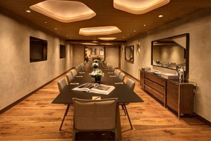 Caulfields Bar Dining Room